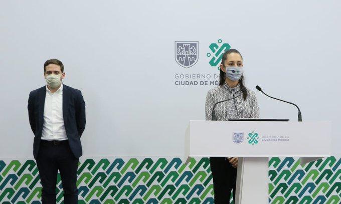 """CDMX """"va en buen camino"""", pero iniciará octubre en semáforo naranja"""