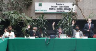 Comisiones en San Lázaro aprueban primer dictamen del Paquete Económico 2021