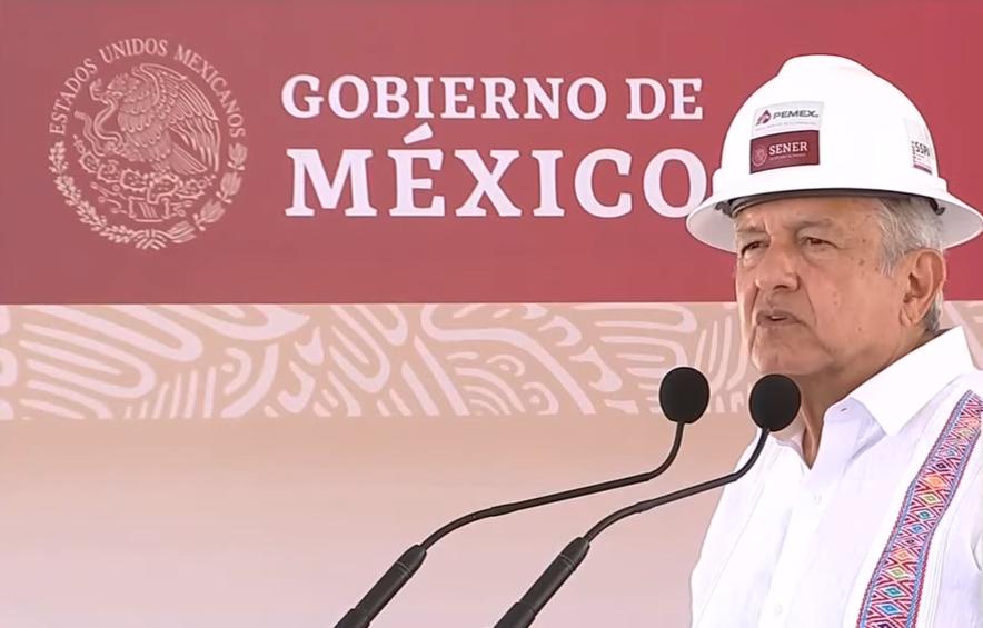 Refinería Dos Bocas se inaugurará el 1 de julio de 2022: AMLO