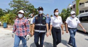 Despliegue de seguridad pública en Quintana Roo / Gobierno de Quintana Roo