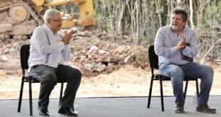 Tren Maya es proyecto rentable, asevera AMLO