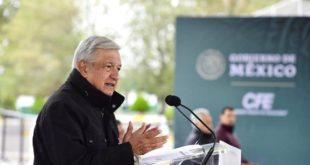México no cedió política energética en el T-MEC, responde AMLO a senadores de EU