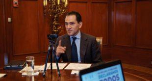 Hacienda discutirá pacto fiscal con secretarios estatales