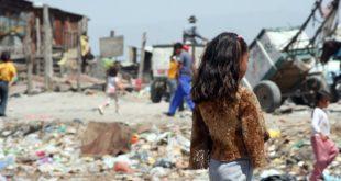 Pobreza en América Latina / Foto: @FMInoticias