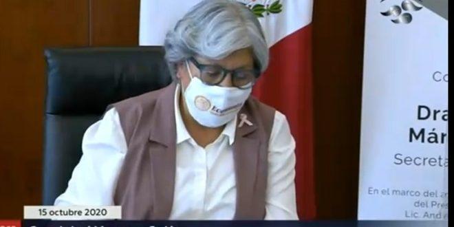 Graciela Márquez / Foto: tomada del Canal del Congreso