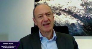 Roland Busch-Siemens / Cortesía de RAI