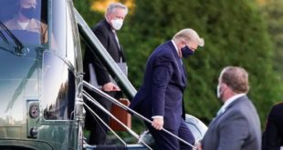 "Donald Trump evoluciona ""muy bien"", aclaran médicos"