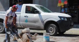 Obras de agua potable y drenaje rebasan 36 mdp en municipio de SLP