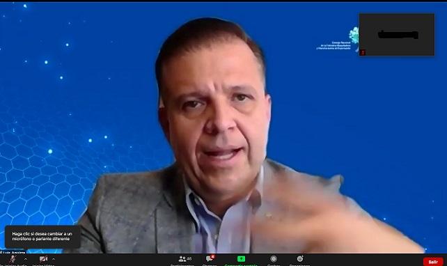 Luis Aguirre / Foto: Tomada de https://www.index.org.mx/