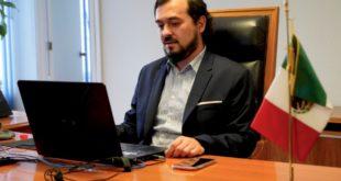 Luis Munguía Corella, presidente de Conasami / Cortesía de la STPS