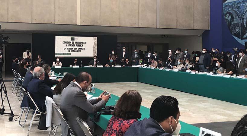 Arranca parlamento abierto en San Lázaro para discutir outsourcing