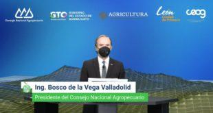 Bosco de la Vega / @ForoGlobalAgro