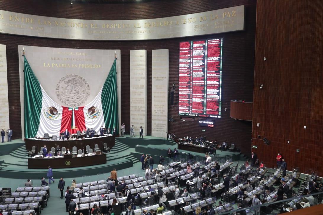 Cámara de Diputados / Foto: Tomada de @Mx_Diputados pensiones