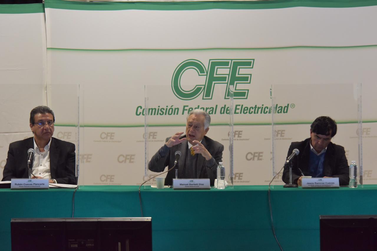 Se malinterpretó revisión de ASF a renegociación de gasoductos, alega CFE
