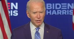 Joe Biden inicia la transición poder con Donald Trump