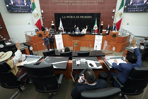 Senado, reforma, Banco de México