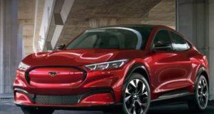 Ford Mach-E / Cortesía de Ford