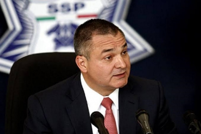 Solicita México formalmente la extradición de García Luna