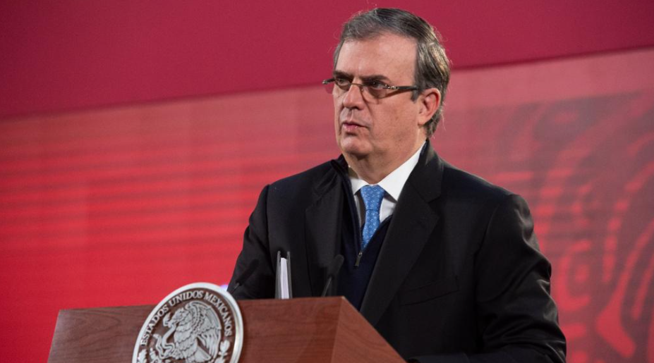 Extradición de García Luna tardará rato, dice Ebrard / 232.33 millones de vacunas