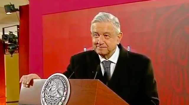 Andrés Manuel López Obrador vacunas