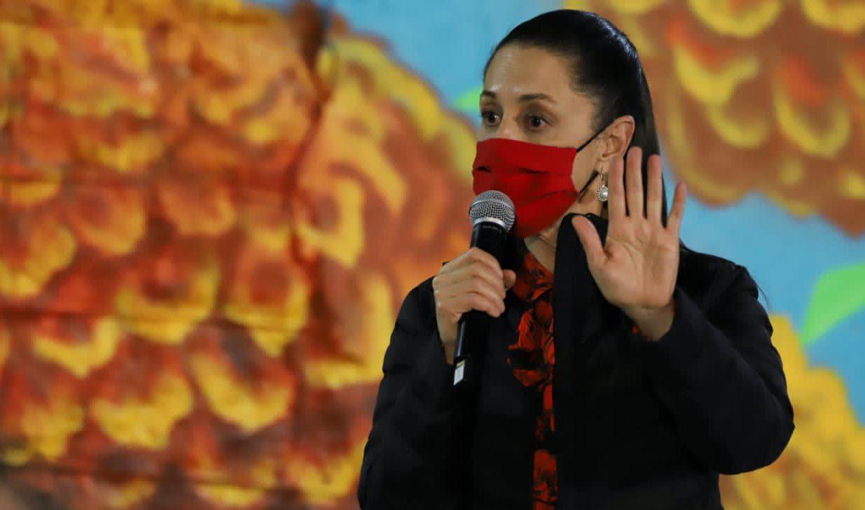 """TERCERA OLA, Más allá del semáforo; gobierno de CDMX hace llamado """"urgente"""" a la población para frenar COVID"""