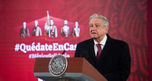 Presenten iniciativa de reforma presupuestal, sugiere AMLO a gobernadores federalistas
