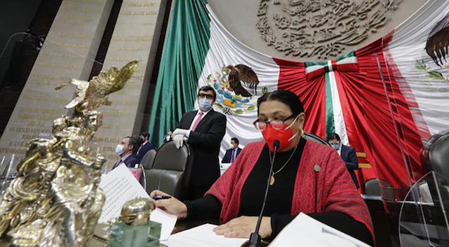 Dulce María Sauri / Canal del Congreso