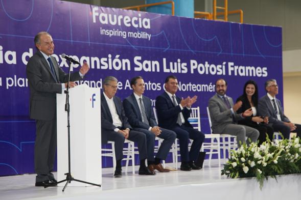 Gobierno de JM Carreras concretó inversión histórica de 8 mil 370 mdd en SLP