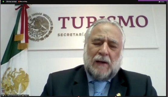 Miguel Torruco / https://www.facebook.com/SECTUR.MX