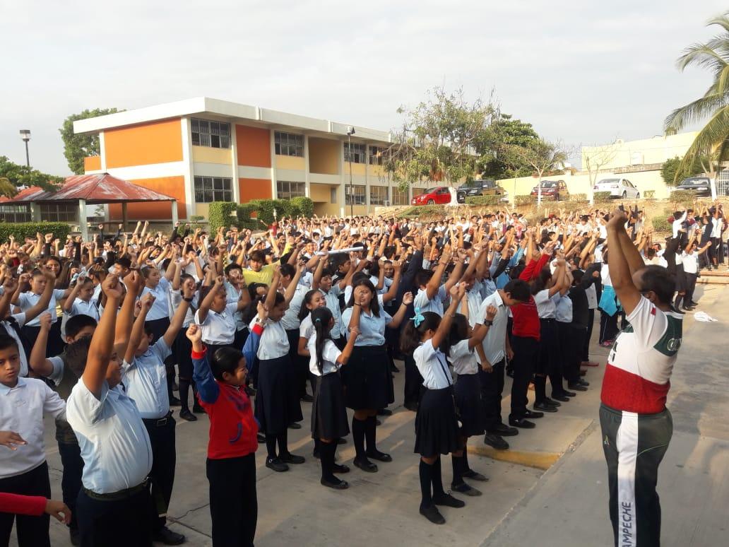 Maestros en Campeche podrán vacunarse con próximo lote de dosis