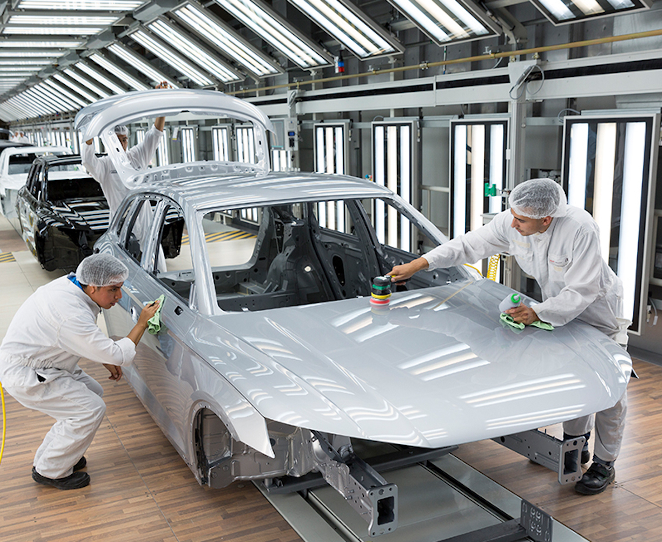 Audi / Industria automotriz / @AudideMexico