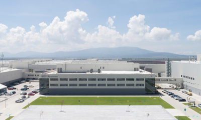 Planta Audi San José Chiapa / @AudiMXNews