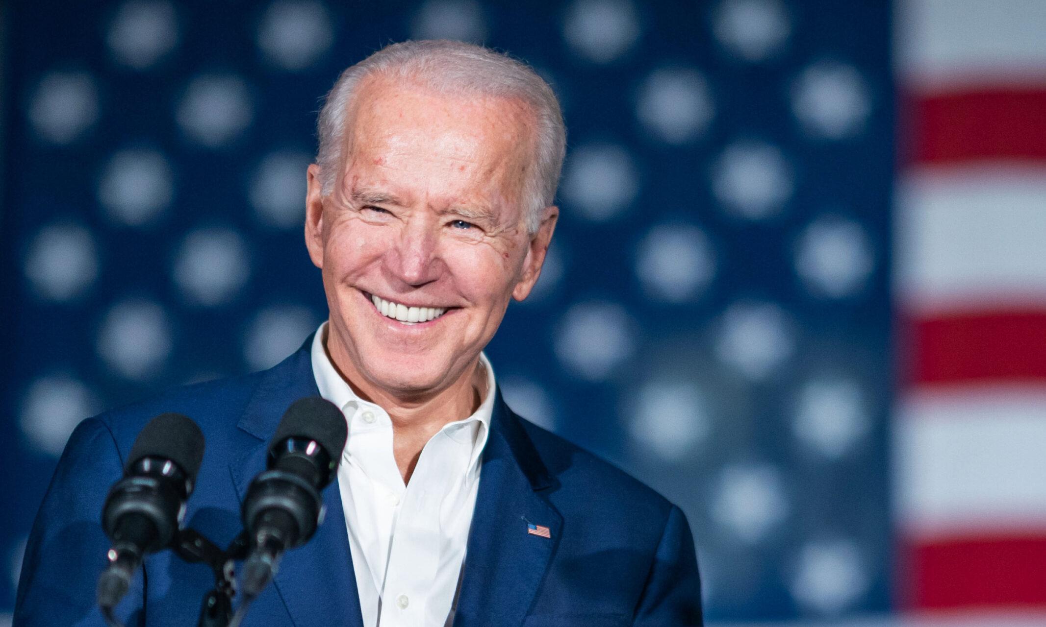 Joe Biden, vacunas