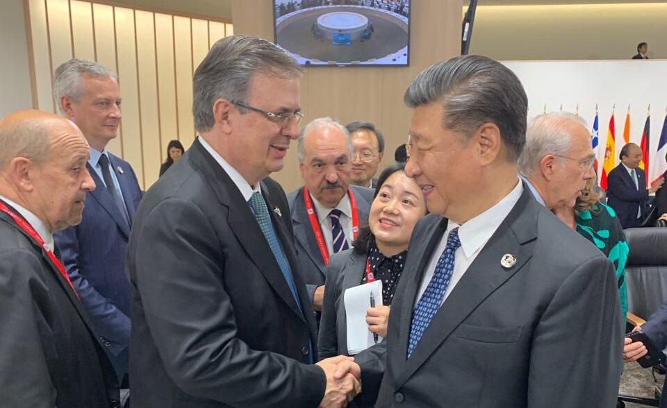 México estrechará relación con China en 2021: Ebrard