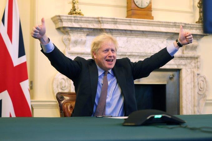 Boris Johnson / @BorisJohnson