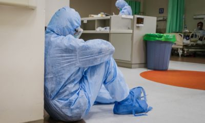 Jalisco lucha contra pandemia con hospitales rebasados
