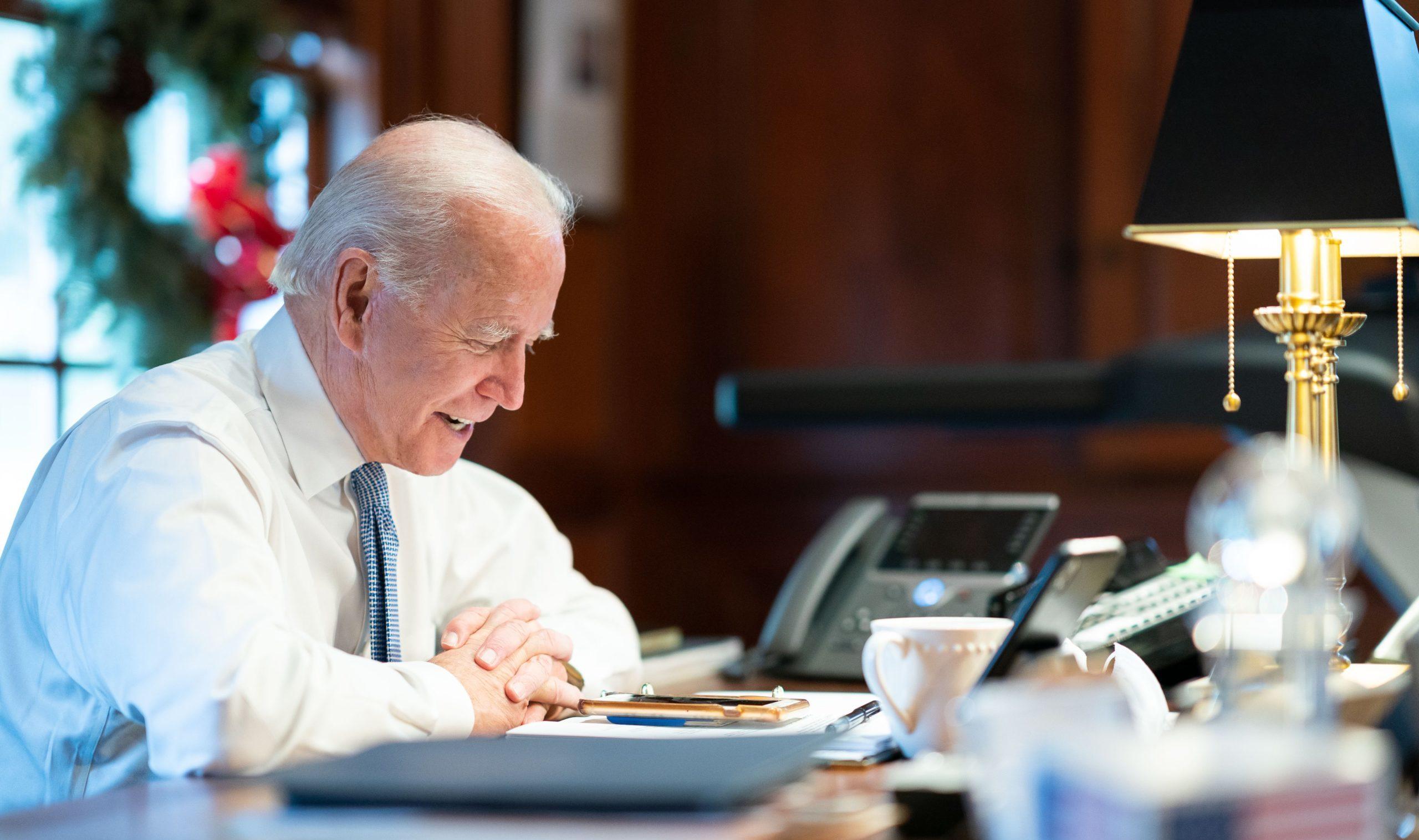 G7, Joe Biden