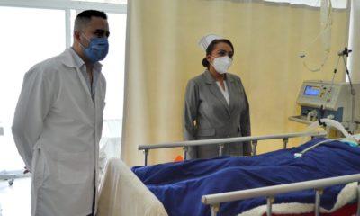 Hospitales del ISSSTE / OPS sugiere elevar el presupuesto en salud