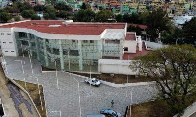 Hospital en CDMX / @GobCDMX / Grupo Modelo