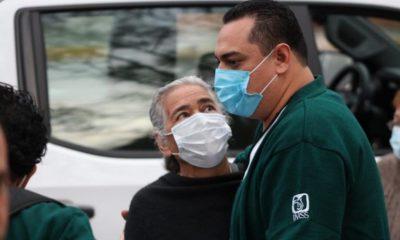 Trabajadores de la salud ante Covid-19 / @Tu_IMSS