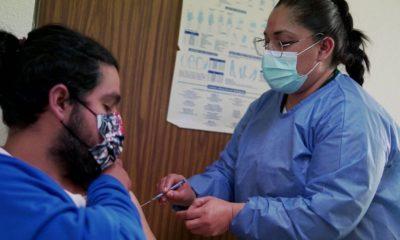 Vacunación contra Covid-19 / IMSS