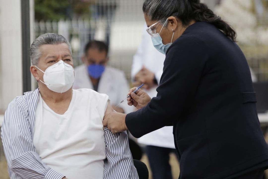 Vacuna contra Covid-19 / Gobierno de Jalisco