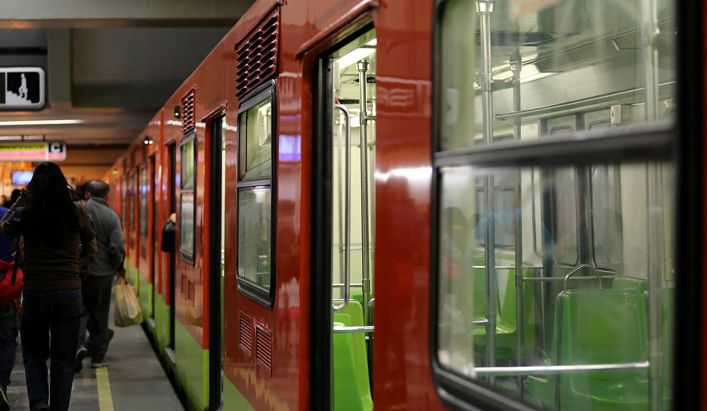 Llegó la luz a Línea 1 del Metro CDMX