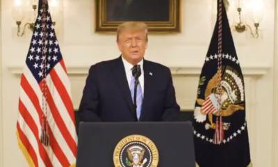 Trump reconoce derrota; habrá una transición pacífica y ordenada, asevera