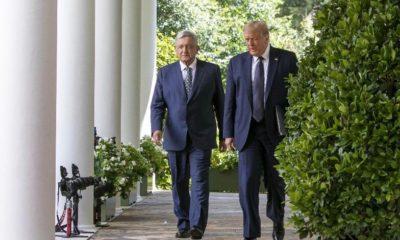 Nos fue bien con Trump: AMLO