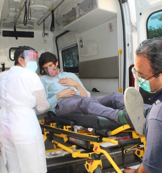 Pacientes de Covid-19 / IMSS