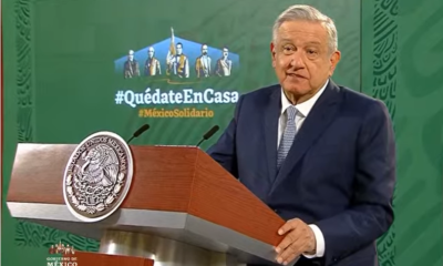 AMLO da la bienvenida a Alberto Fernández, presidente de Argentina