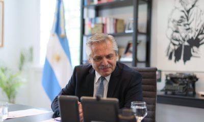 Alberto Fernández / @alferdez