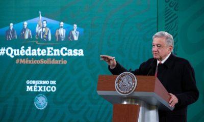 """AMLO pide a la ONU frenar """"acaparamiento"""" de vacunas, conferencia"""