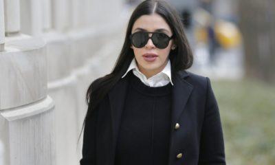 Detienen a esposa del Chapo en EU por narcotráfico